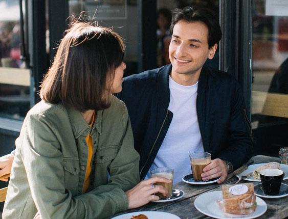 Image of Tinder dates